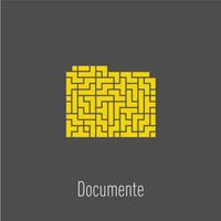 Iconita pentru modulul manager de documente