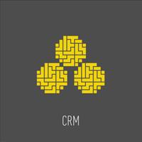 Iconita pentru modulul de CRM managementul vanzarilor